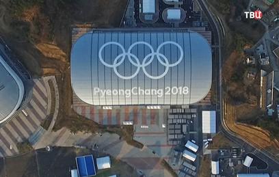 """Смотрите в 22:30 специальный репортаж """"Олимпийская политика"""""""