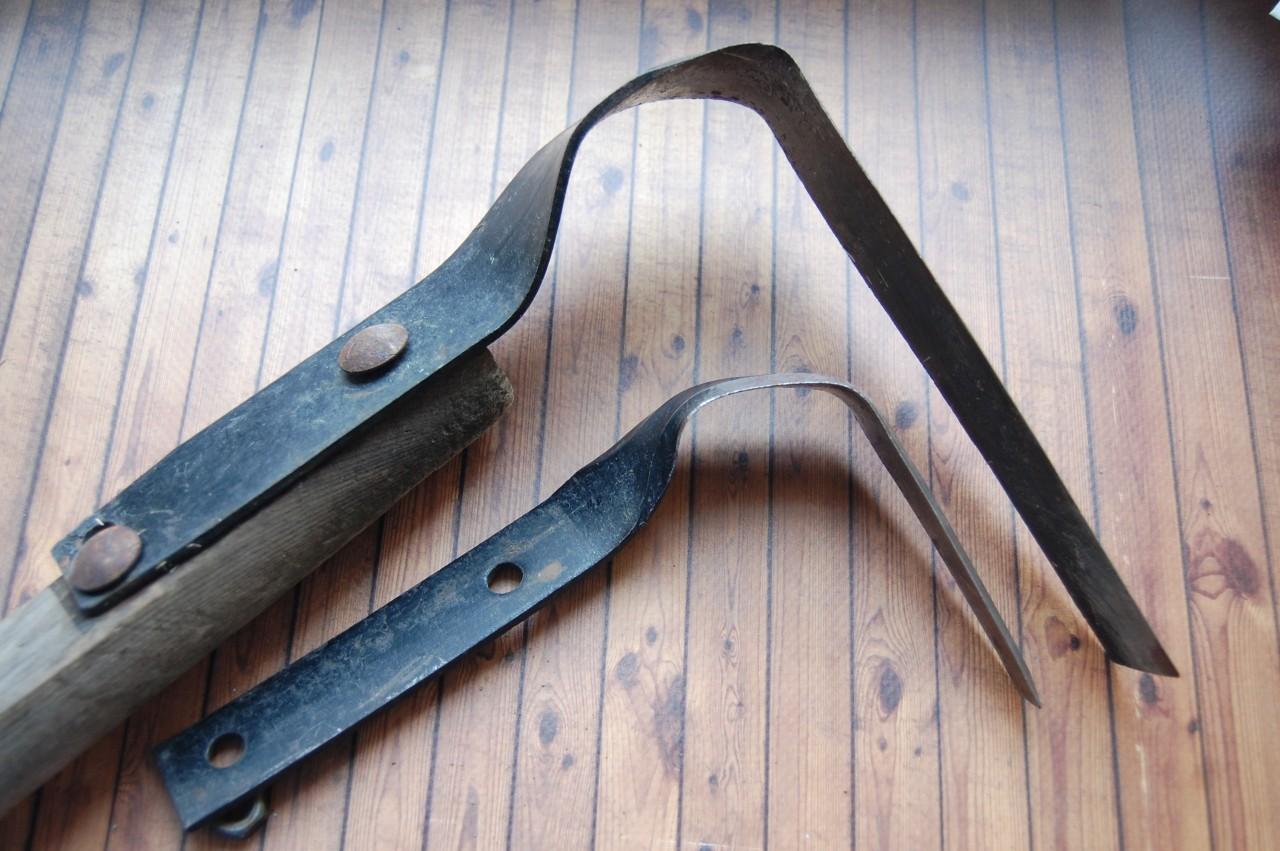 Плоскорез Фокина - удобный инструмент для работы в саду