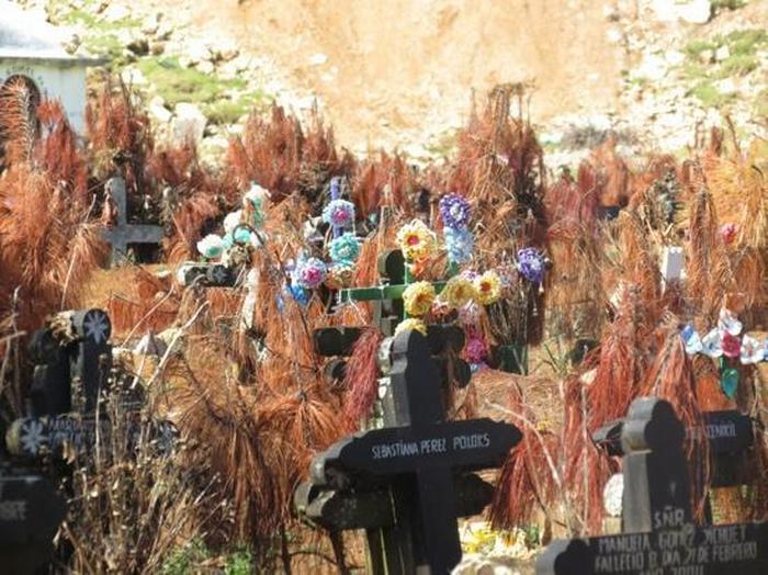 Кладбище Чамула.