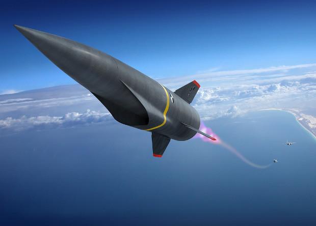 Американцы занялись разработкой гиперзвуковой крылатой ракеты