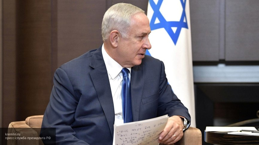 Премьер Израиля Нетаньяху прокомментировал авиаудар по Сирии
