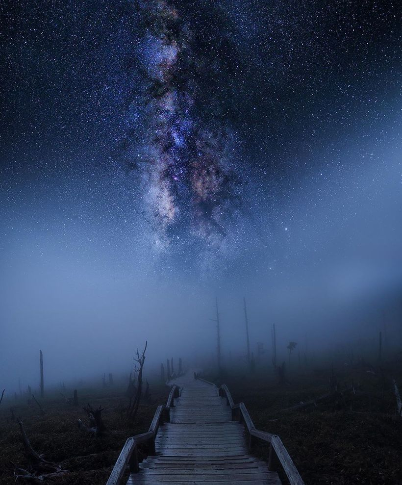 Японец показывает неземную красоту префектуры Нара