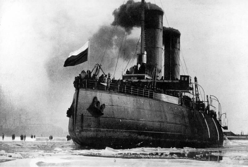 100 лет Ледовому походу Балт…
