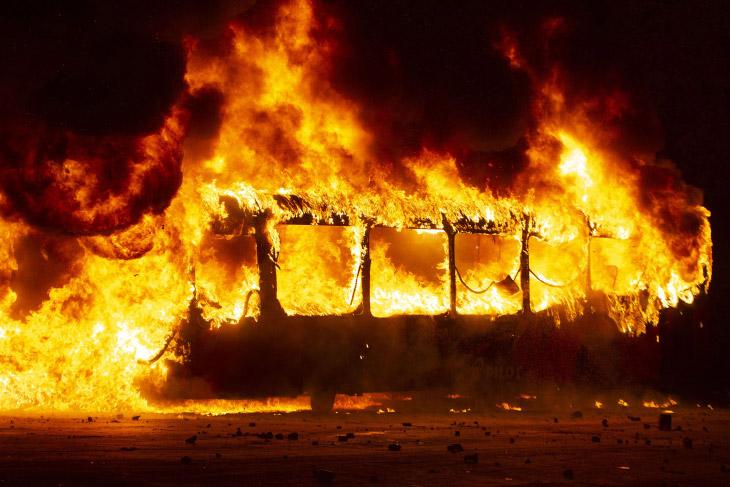 Чилийские протесты 2019
