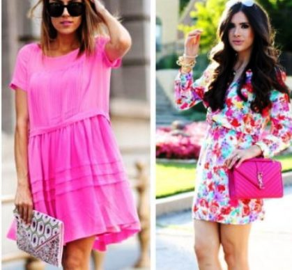 Какие платья лучше выбирать на весну-лето 2017. Модный обзор