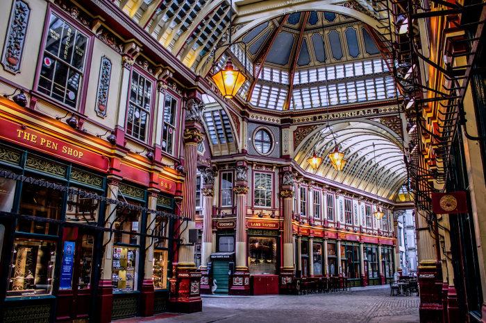 5 чудес Лондона, о которых не рассказывают туристам: Скрытые сокровища столицы Великобритании Великобритания,вокруг света,Лондон,путешествия,чудеса