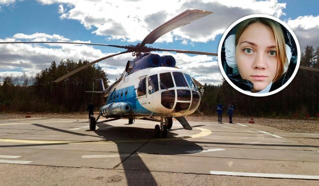«В сильный ветер швыряет, как консервную банку»: 23-летняя екатеринбурженка стала пилотом вертолёта