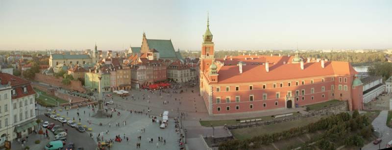 «Душа Европы». Польша как американская колония