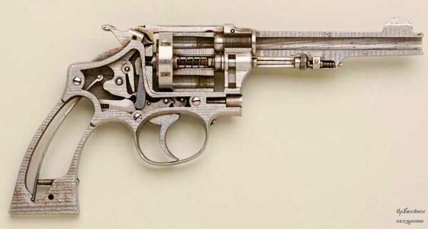 Smith & Wesson Third Model
