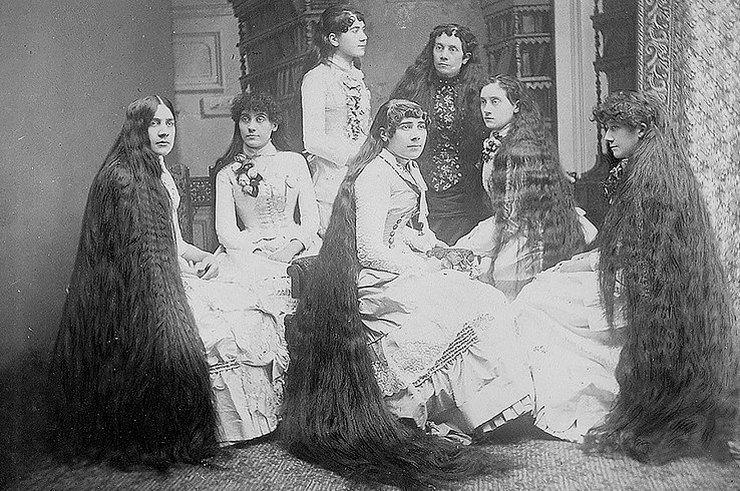Какова была судьба сестер Сазерленд, которые заработали миллионы на своих волосах