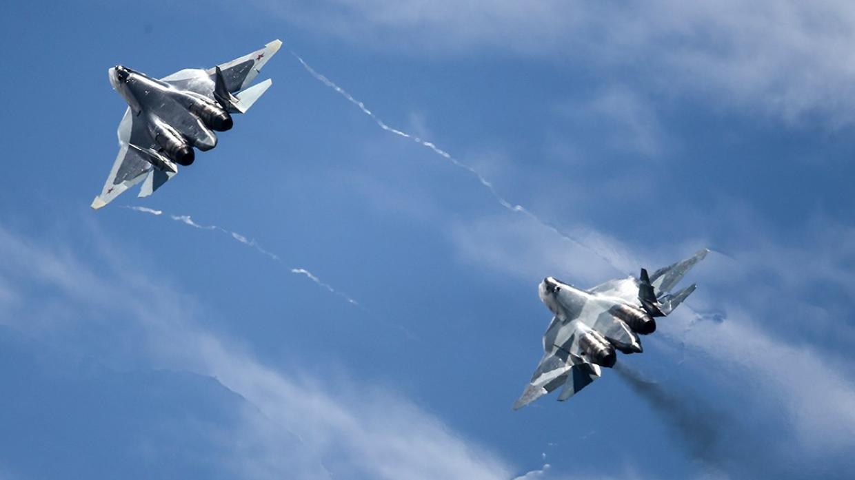 Ад в Восточной Гуте: Су-57 м…