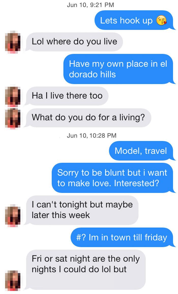Hot Tinder Hookups
