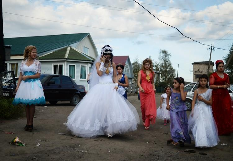 Как проходит цыганская свадьба Путешествия,фото
