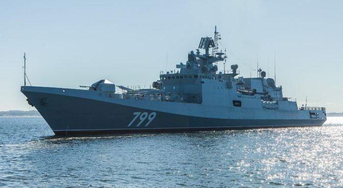 Командующий рассказал о модернизации Черноморского флота