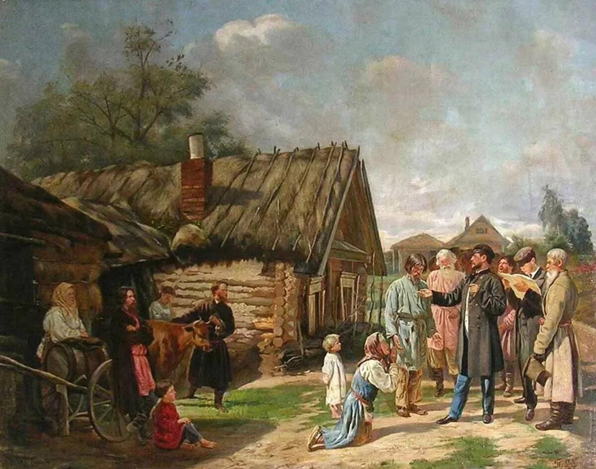 Рынок крепостных: почему крестьянки стоили дешевле остальных? белые страницы истории,загадки истории,история,история России,легенды,мифы,тайны