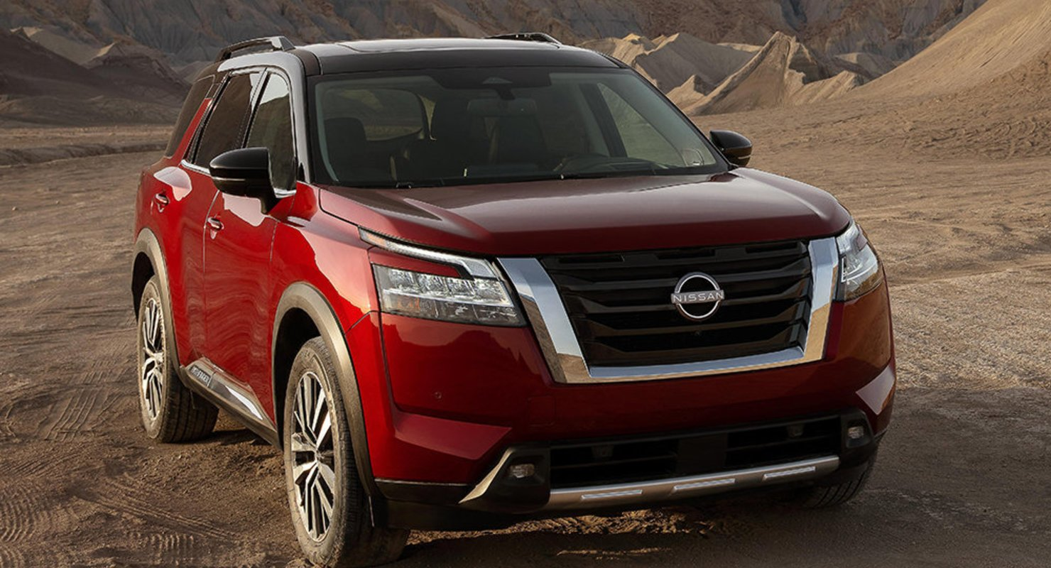 Nissan представил новый Pathfinder для России. Но авто пока нельзя купить Автомобили