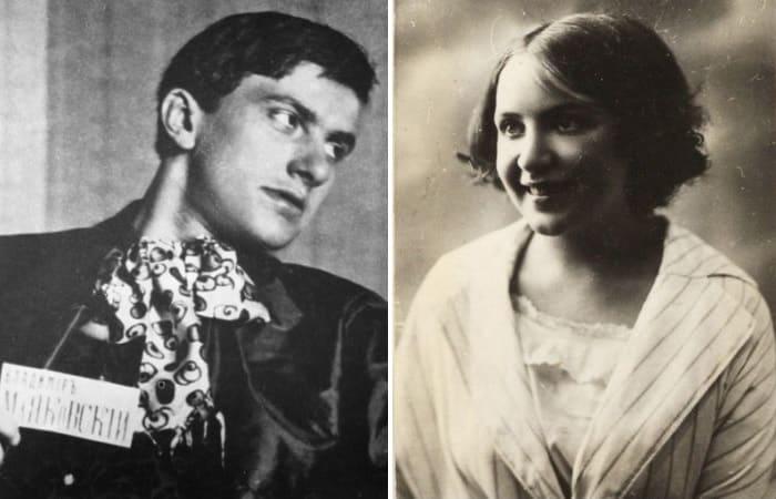 Владимир Маяковский и муза его юности