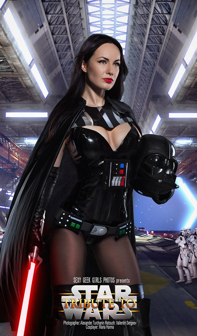 Галактическое великолепие: Косплей по мотивам Star Wars tar wars,Игры,косплей