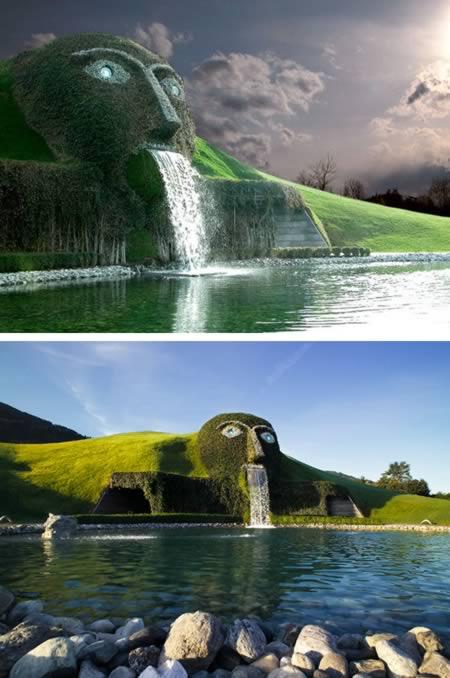 Удивительные фонтаны мира