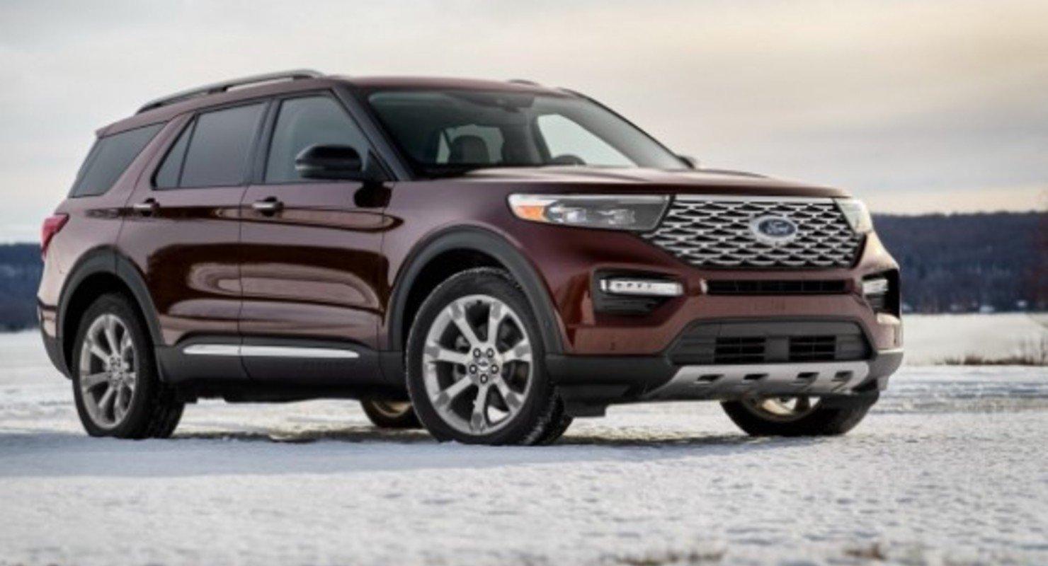 Ford отзывает почти 617 тысяч внедорожников Explorer в США Автомобили