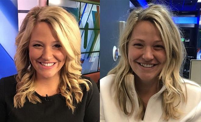 Телеведущая впервые показала себя без макияжа и зрители ее не узнали