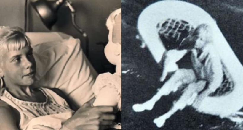 Девочка, обнаруженная в море в 1961 году, поведала об истинной причине катастрофы