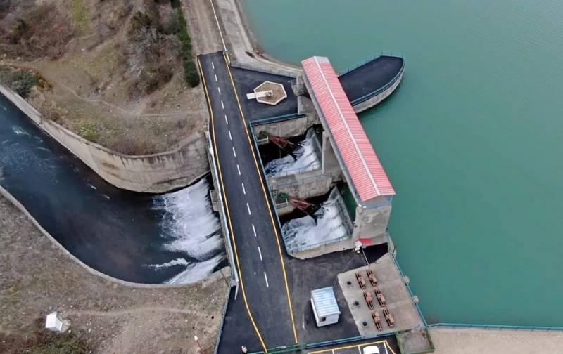 Азербайджан присвоил себе 30 гидроэлектростанций в Карабахе Новости