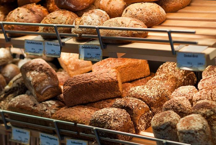 Интересный факт о пекарях Германии. | Фото: Хлебная компания Традиция.