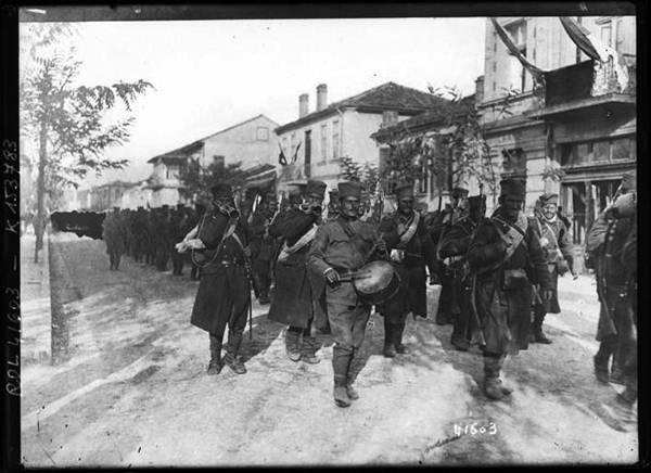 1914. Великобритания объявляет войну Германии