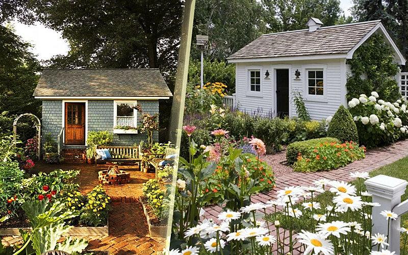 Как обновить дачный домик снаружи к новому сезону: 5 доступных и эффективных решений