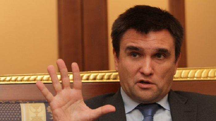Глава МИД Украины призвал Евросоюз ввести санкции против Герхарда Шрёдера