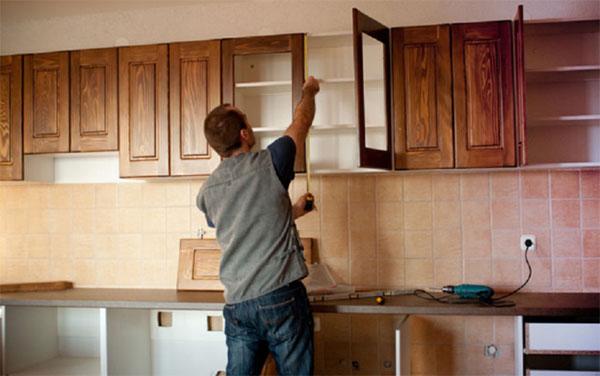 Сборка кухонного гарнитура – секреты мастерства идеи