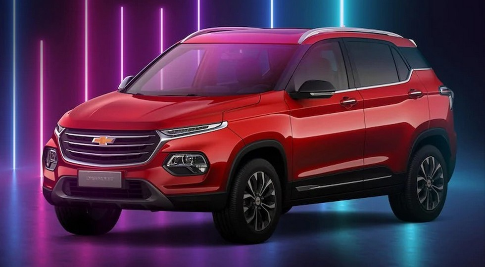 Теперь официально: в гамме Chevrolet появился кроссовер Groove, и он сделан из «китайца»