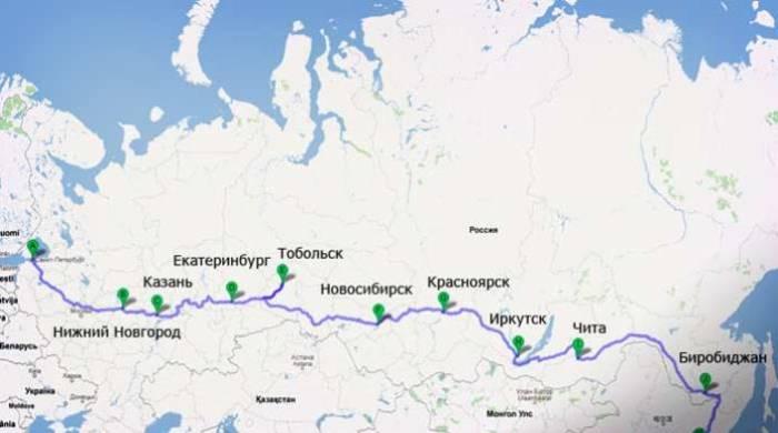 Живописные железные дороги для путешествий