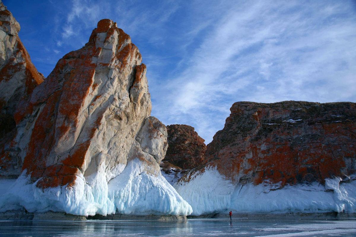 Наш красавец Байкал байкал, интересное, красота, природа, фото