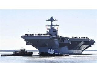 Мощнейший авианосец ВМС США оказался «дырой» в кармане Пентагона вмф