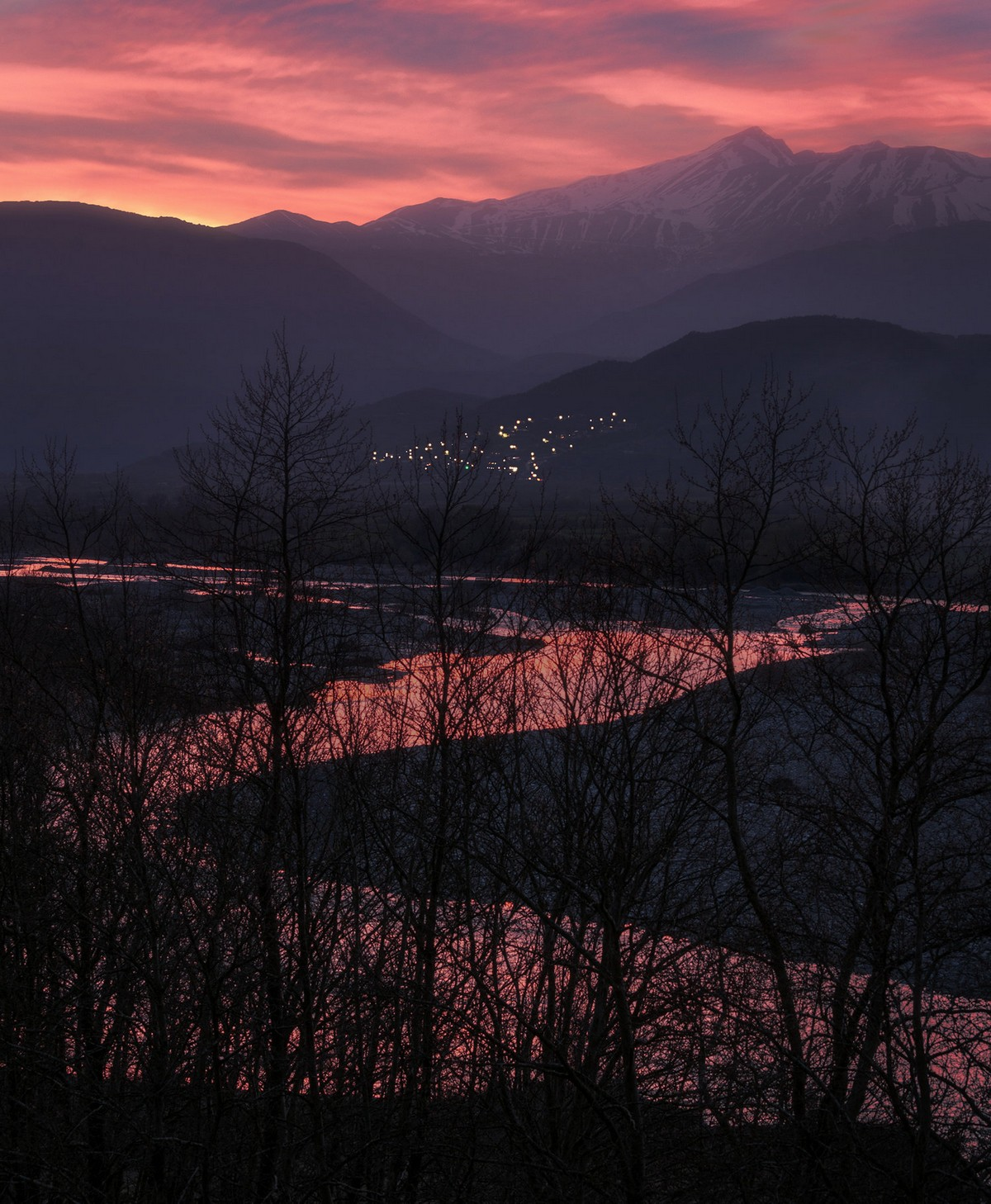 Красивые пейзажные снимки греческого фотографа природа