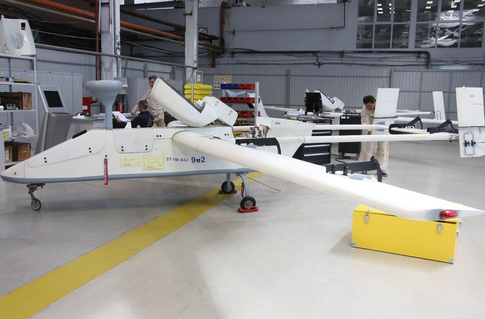 Беспилотная гражданская авиация поднимается в воздух