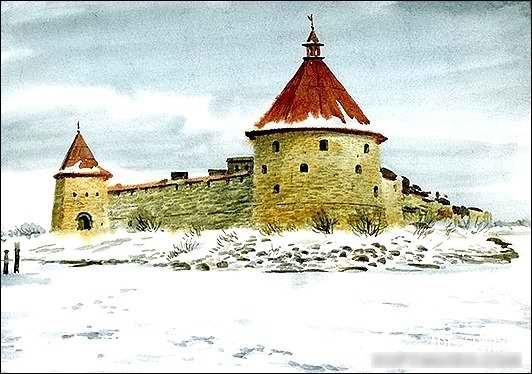 Тайный узник Шлиссельбурга