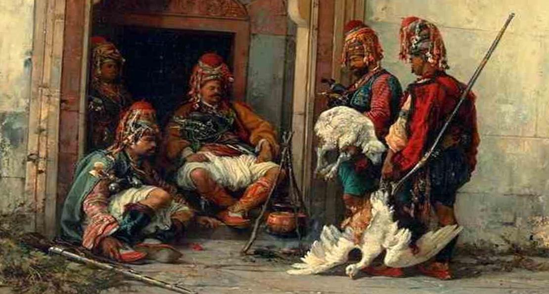 Головорезы султана. Как и за что сражались башибузуки – жестокие наемники Османской империи