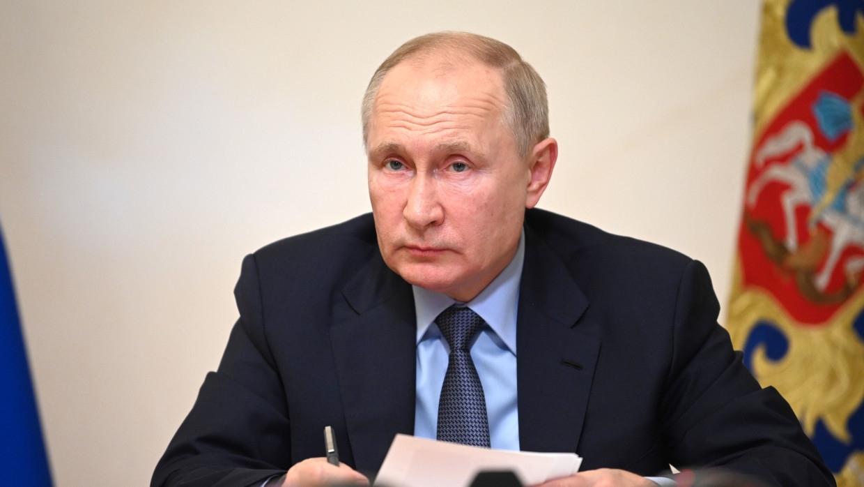 Владимир Путин намерен лично проститься с погибшим Евгением Зиничевым Политика