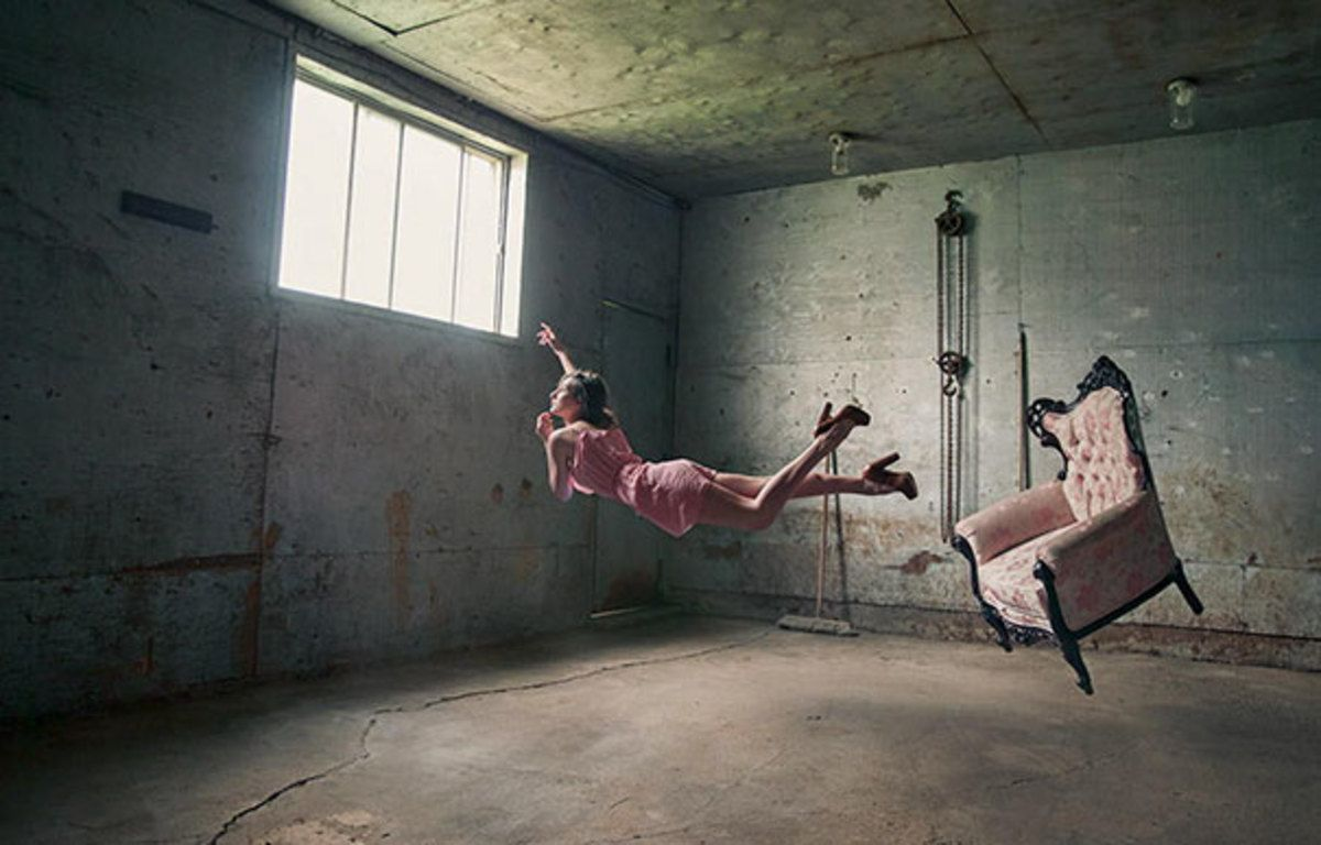 доступные животные как сделать эффект левитации на фото тимошенко есть очень