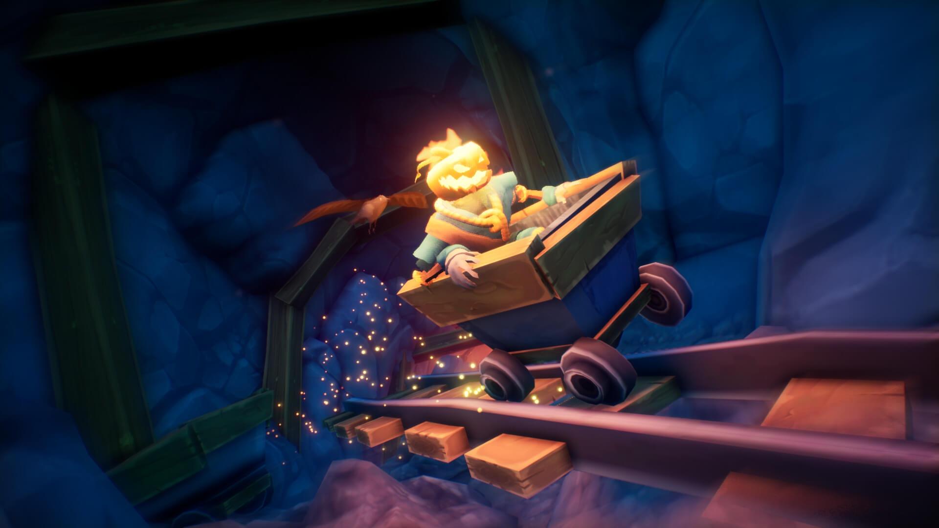 Pumpkin Jack – приключения темного Владыки Тыкв в духе Medievil action,pc,ps,pumpkin jack,xbox,Игровые новости,Игры