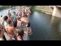 Прыжки в воду офигенно)))