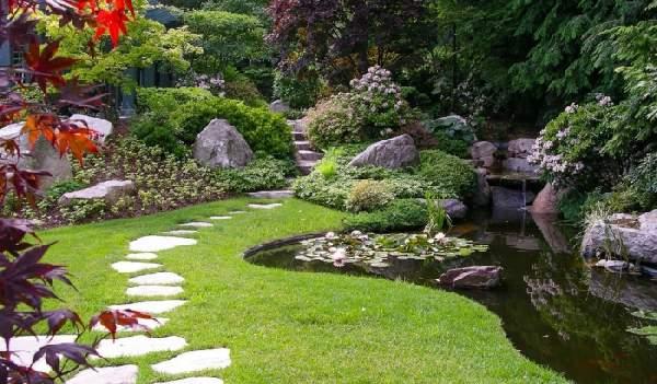 Стили ландшафтного дизайна: как легко создать сад мечты