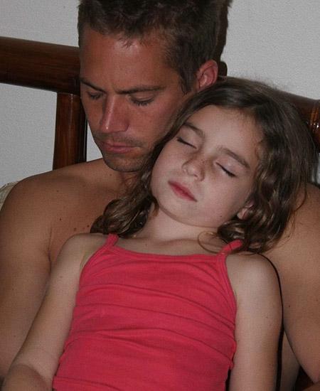 Дочь Пола Уокера почтила память отца в годовщину его смерти Звездные дети