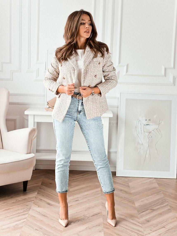 Какие пиджаки модницы будут носить осенью 2020