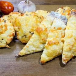 Вкуснейшие картофельно-сырные слойки