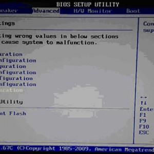 Для включения портов необходимо зайти в BIOS