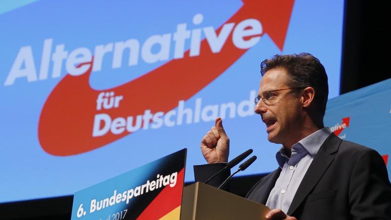 Немецкие политики выступили с призывом по Крыму
